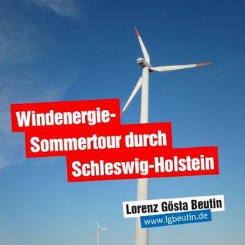Windenergie-Sommertour 2019