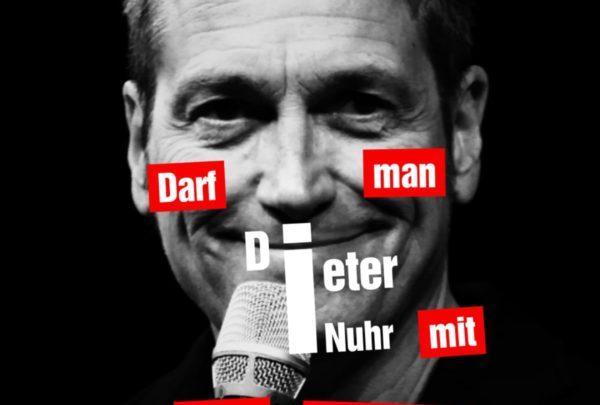 Darf man Dieter Nuhr mit Hitler vergleichen?