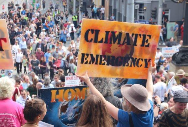 Klimanotstand auch in Deutschland!