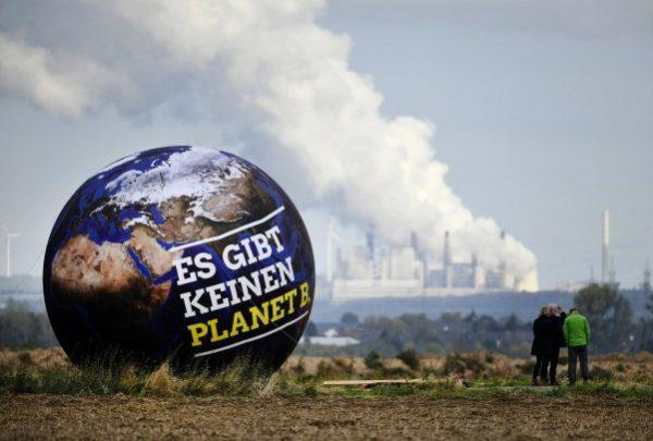 Veranstaltung: Es gibt keinen Planeten B!