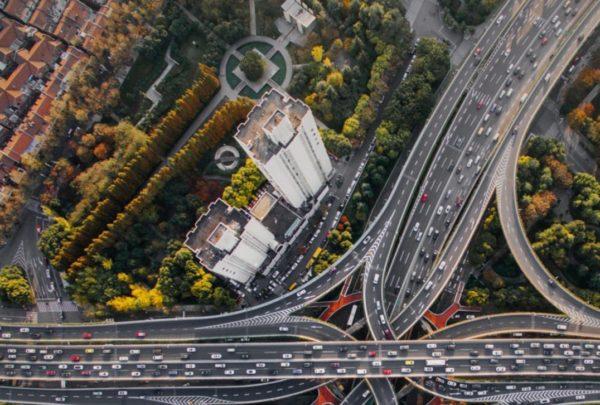 Autobahnen zu Blumenwiesen!