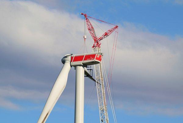 Rückbau Windkraft