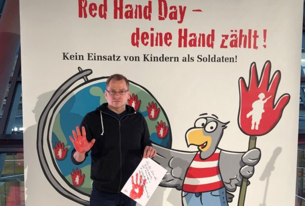 """""""Red Hand Day"""""""