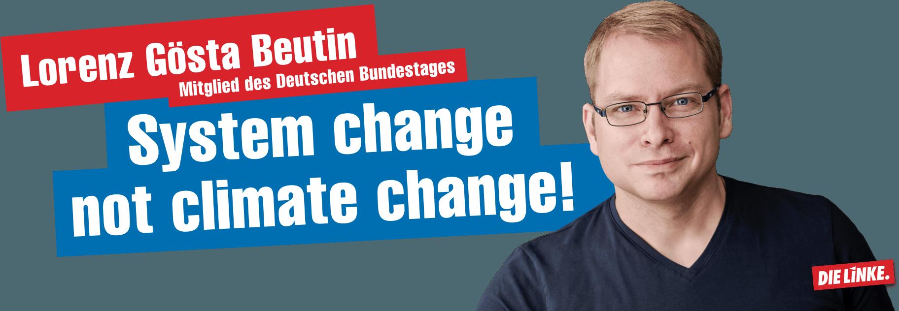 Lorenz Goesta Beutin Mitglied Des Deutschen Bundestages