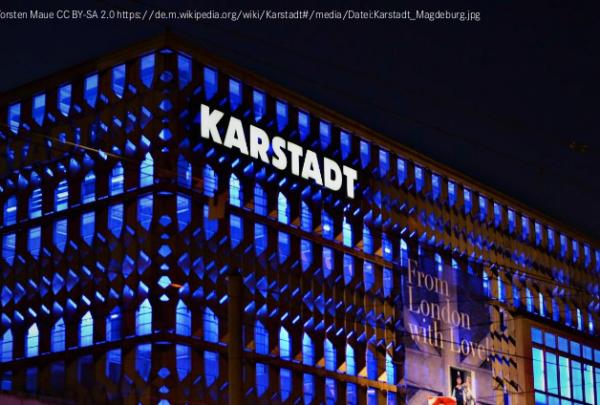 Solidarität mit den Karstadt-Beschäftigten!