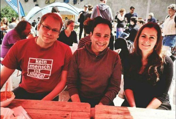 Solidarität mit Janine Wissler