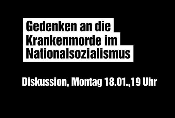 18.01 um 19 Uhr: Live-Veranstaltung der LAG Selbstbestimmte Behindertenpolitik
