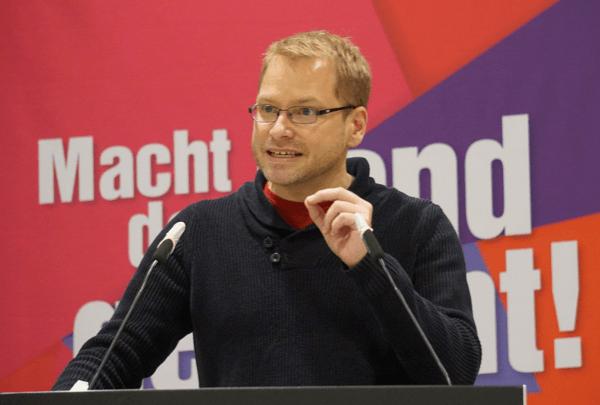 Listenaufstellung für die Bundestagswahl der Linken Schleswig-Holstein