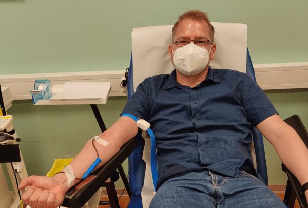 Blut spenden und weg mit dem Blutspendeverbot!